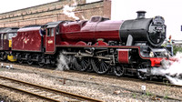 Jubilee & Royal Scot Classes