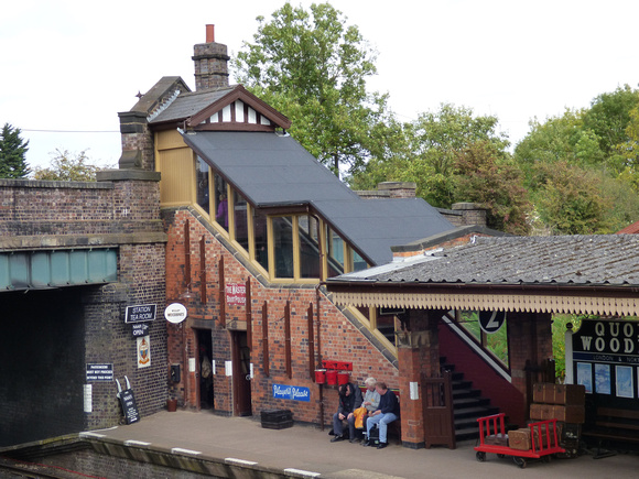 Quorn and Woodhead Station